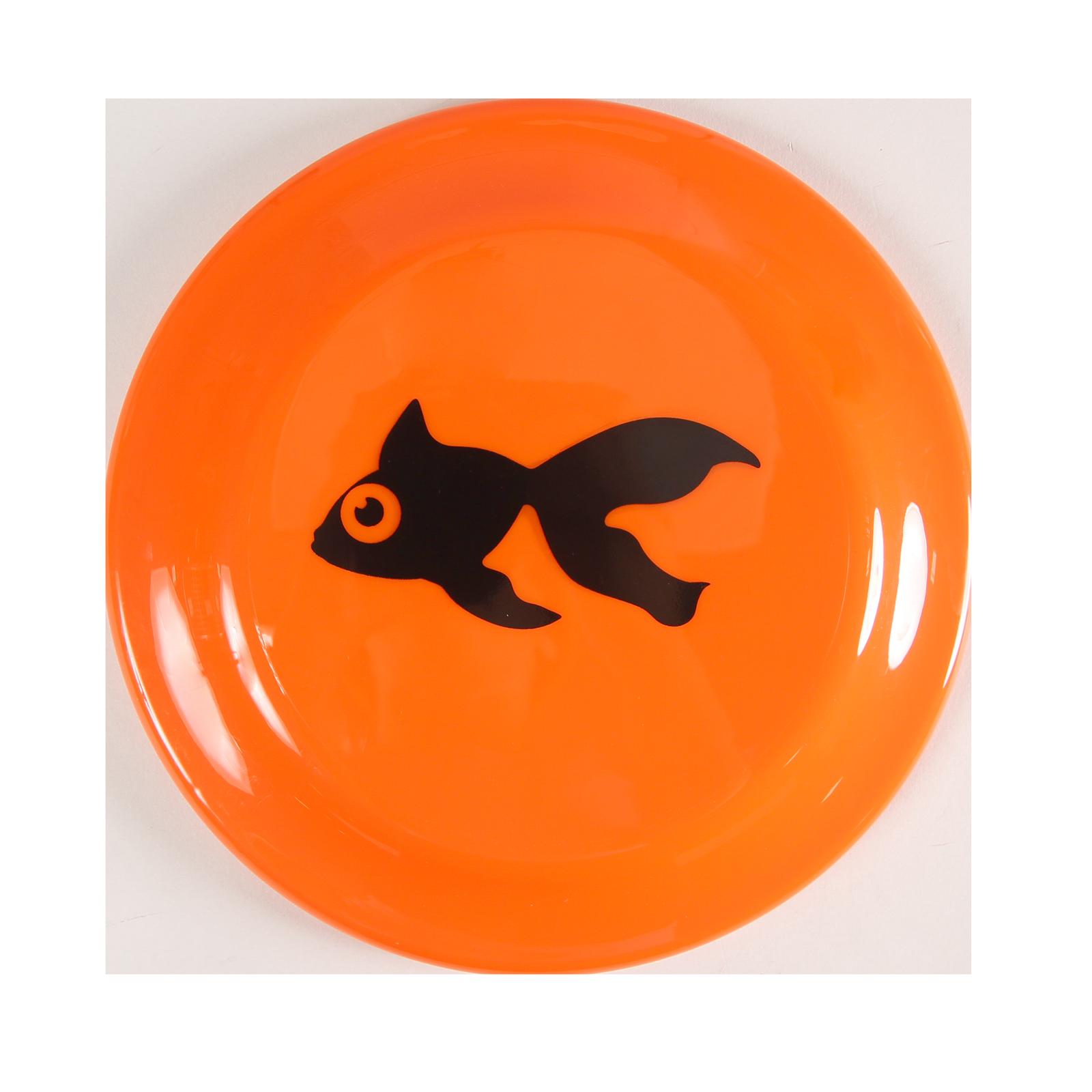Goldfish Frisbee