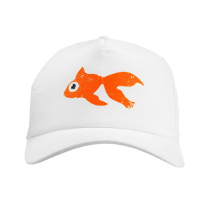 Goldfish White Cap