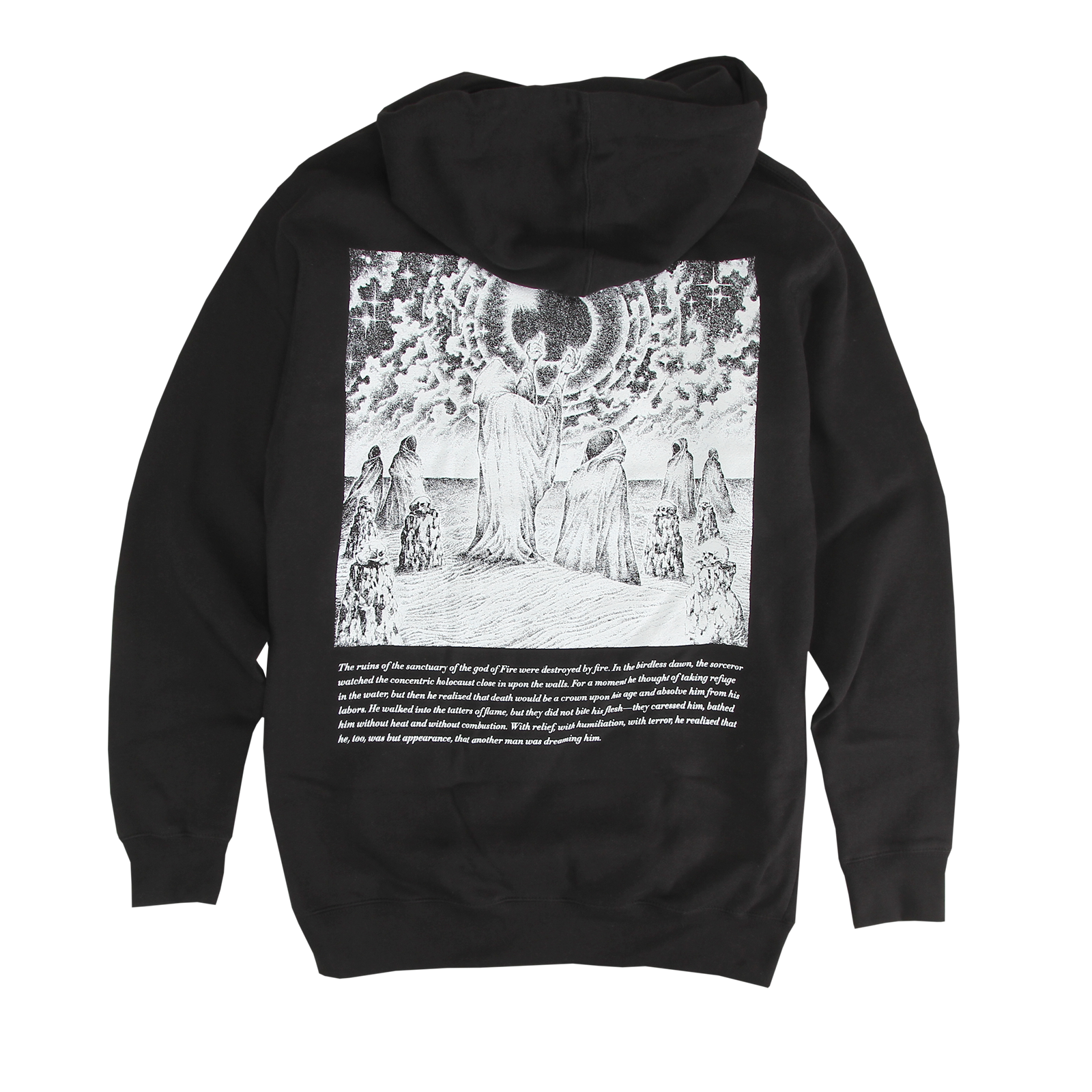 [SOLD-OUT] Shades - In Praise of Darkness - Pullover Sweatshirt