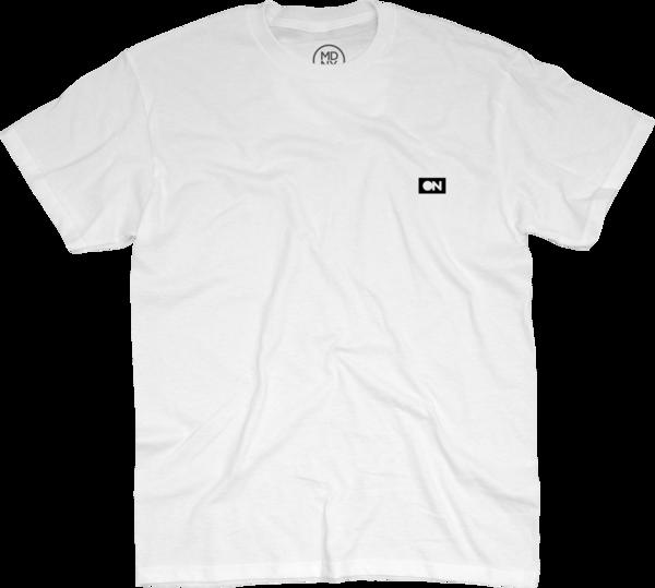 Logo T White