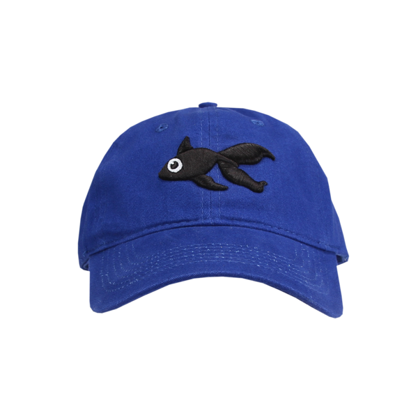 Royal Blue Dad Hat