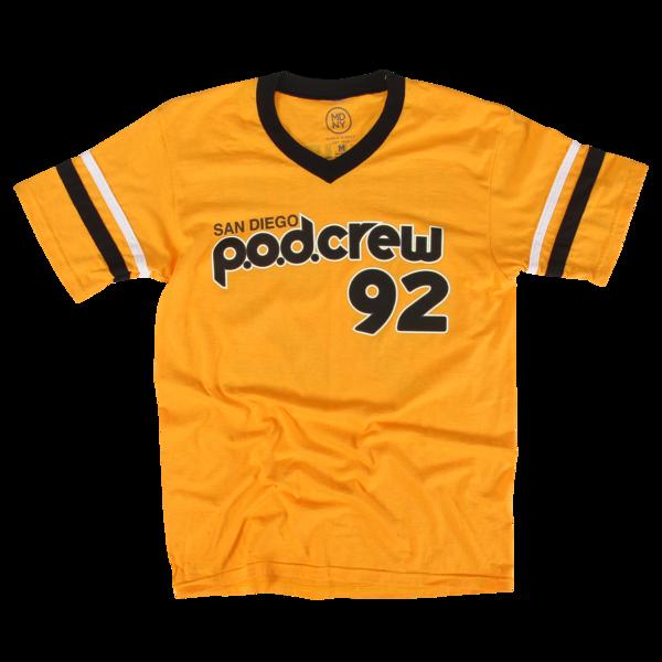 P.O.D. Padres Jersey