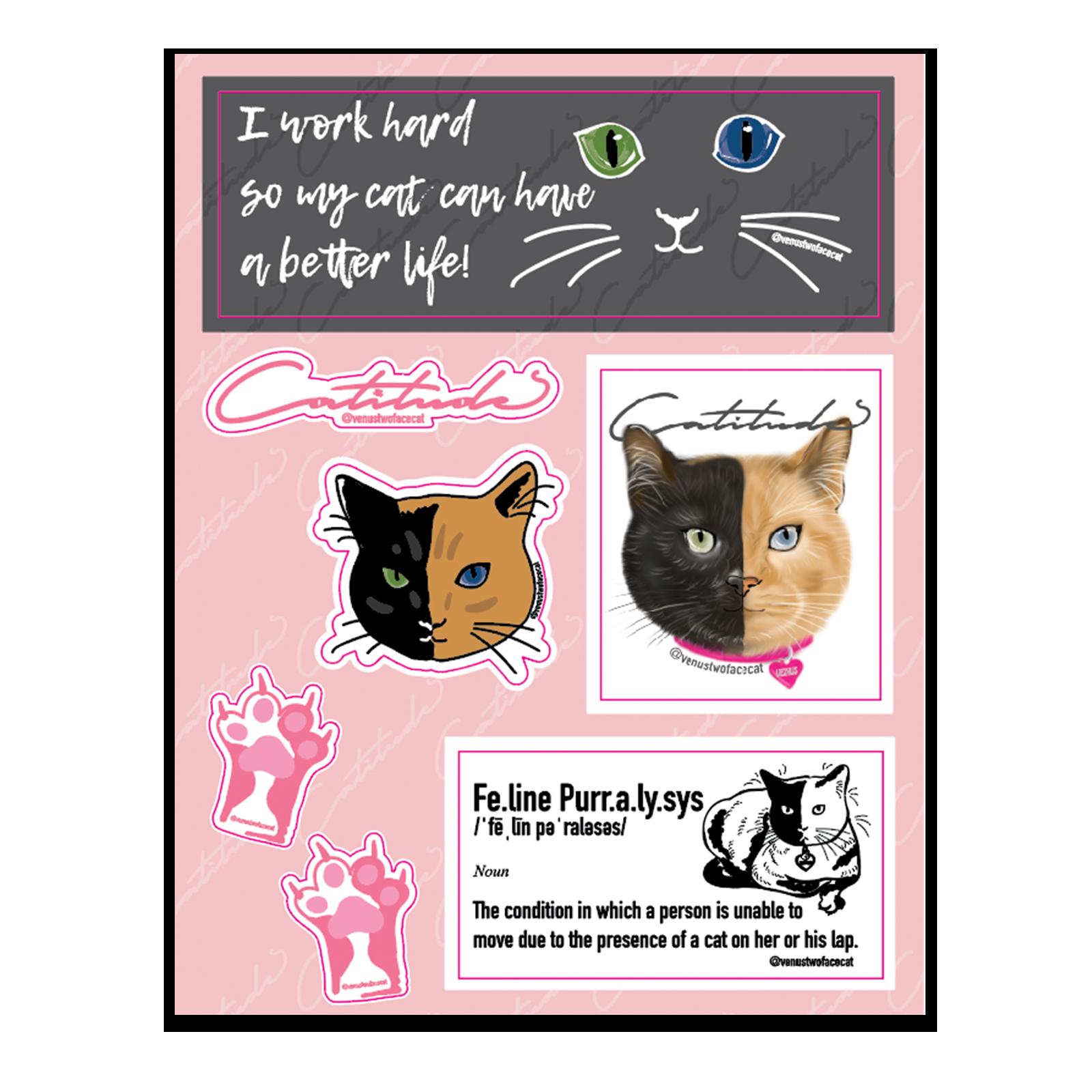 Venus - Sticker Sheet