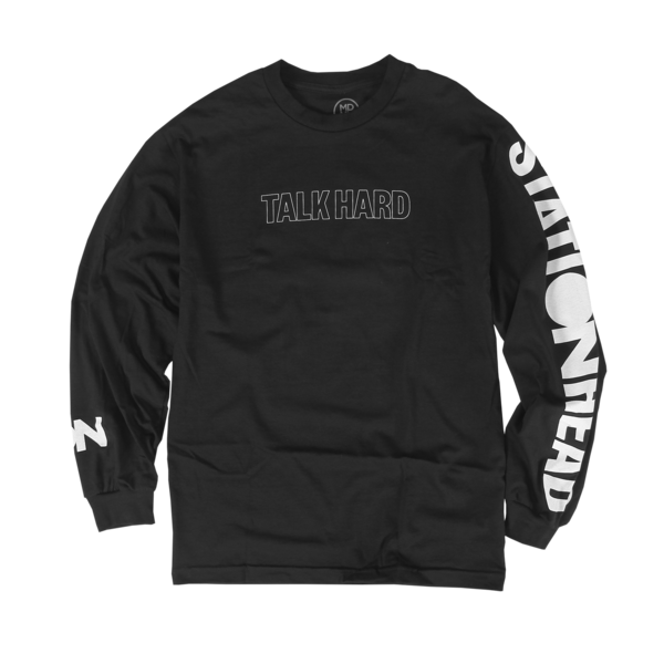 Talk Hard Long Sleeve