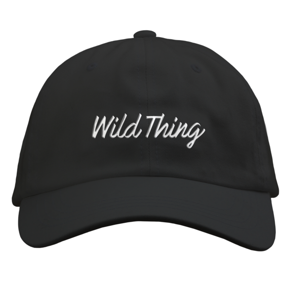 Wild thing Dad Hat