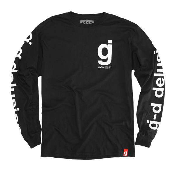 Delusion Black Long Sleeve