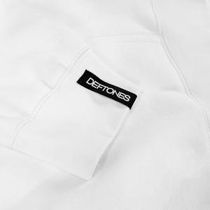 Pixel Beach White Pullover