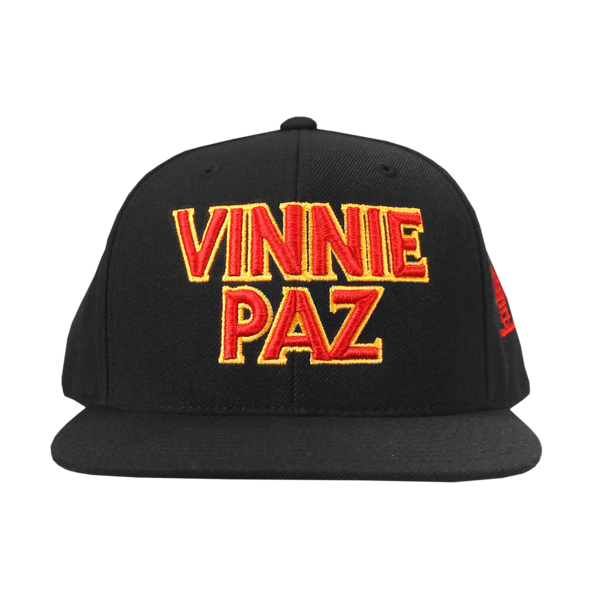Vinnie Paz - The Pain Collector Black Snapback