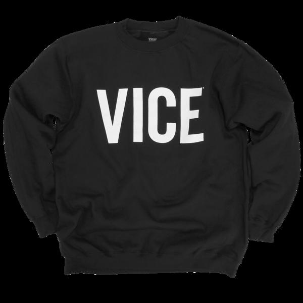VICE Black Sweatshirt
