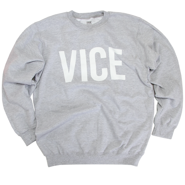 VICE Grey Sweatshirt