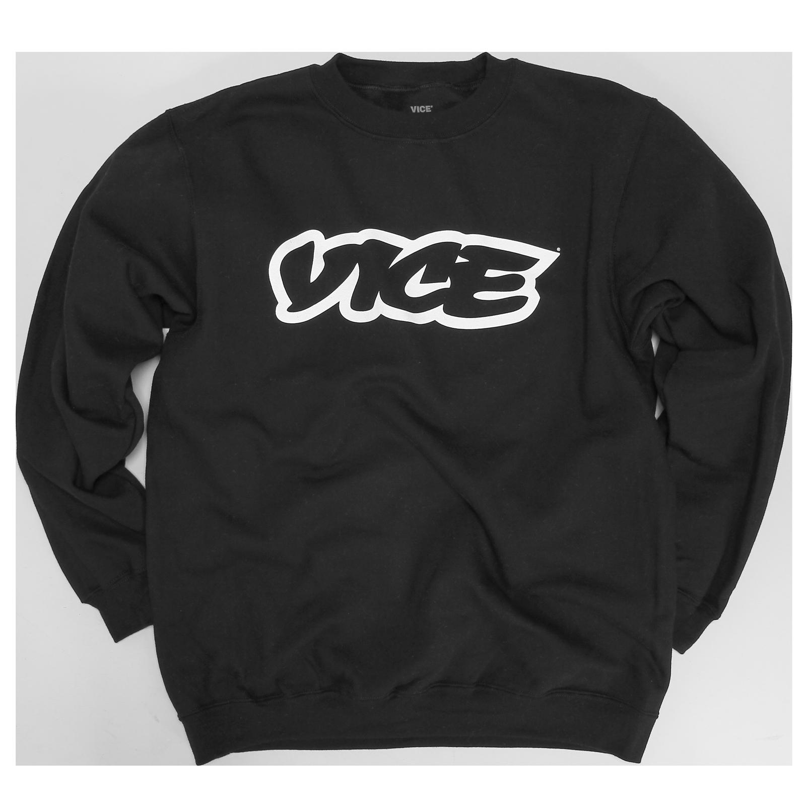 VICE Classic Black Sweatshirt
