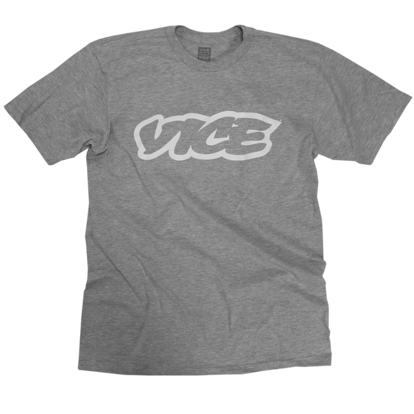VICE Classic Grey T-Shirt