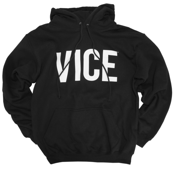 VICE Black Hoodie