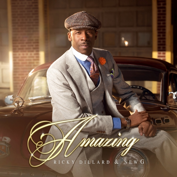 Ricky Dillard - Amazing