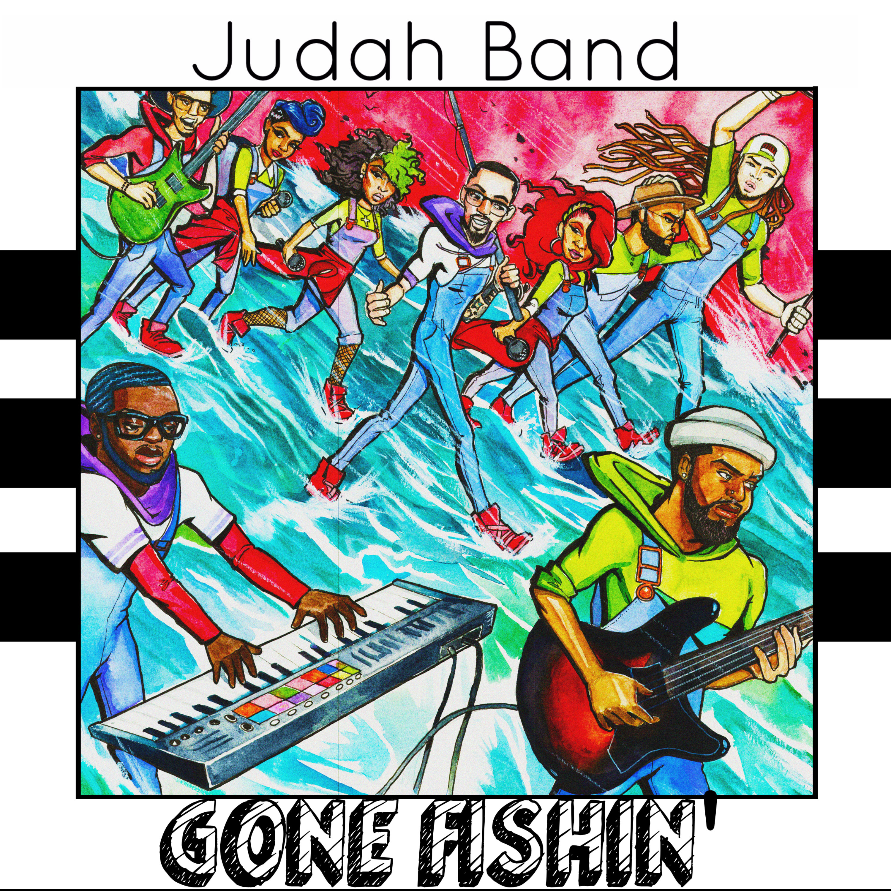 Judah Band – Gone Fishin'
