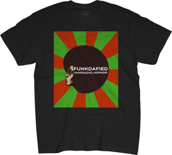 Funkdafied RBG Official Tee