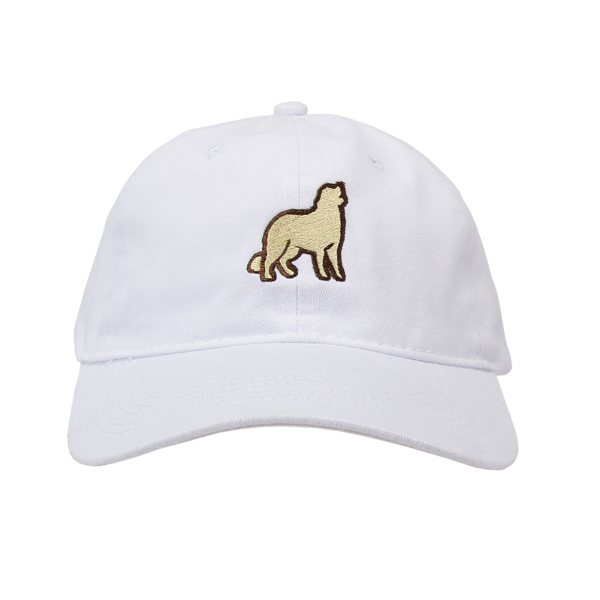 Wat.Ki - White Dad Hat