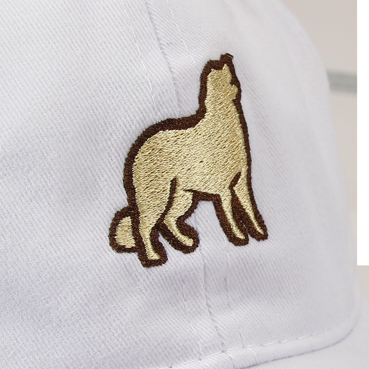 Wat.Ki - White Dad Hat