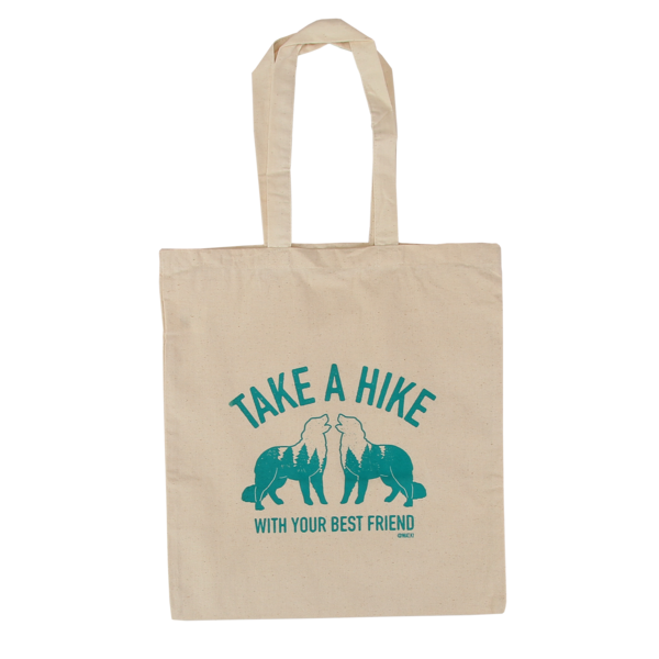 Wat.Ki - Take A Hike Tote Bag