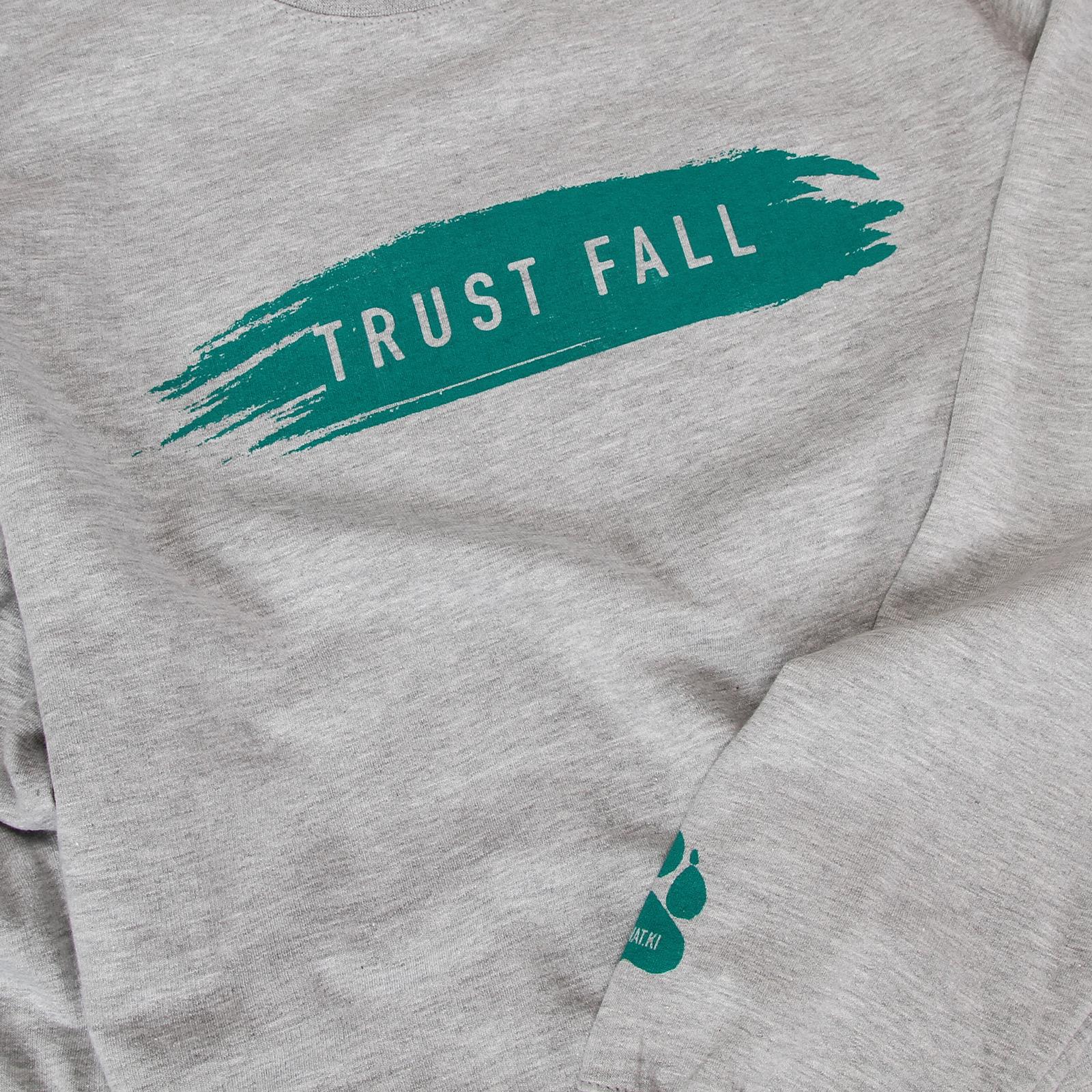 Wat.Ki - Trust Fall Crewneck