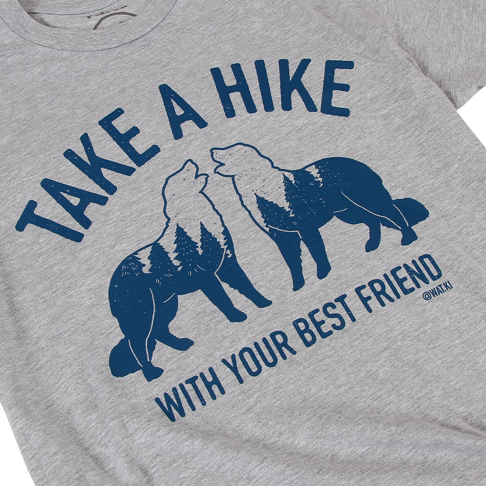 Wat.Ki - Take A Hike T-Shirt