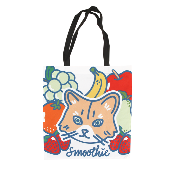 Smoothie - Dye Sub Tote Bag