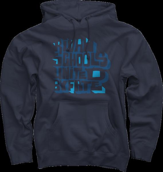 Old School Navy Sweatshirt