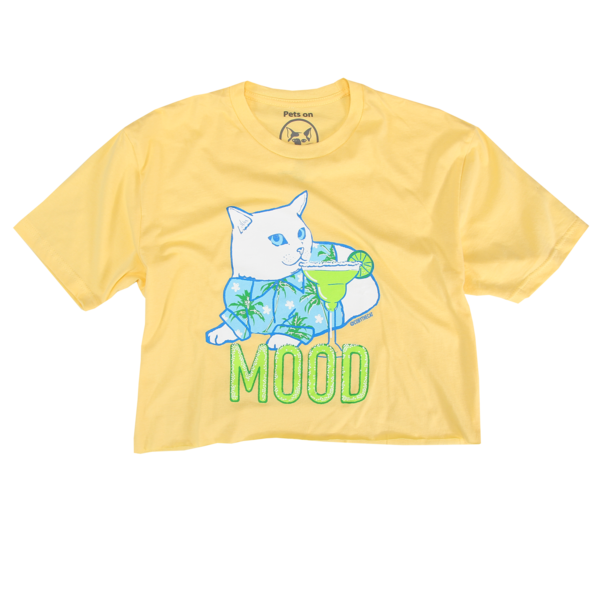 Coby - Mood Cropped Tee