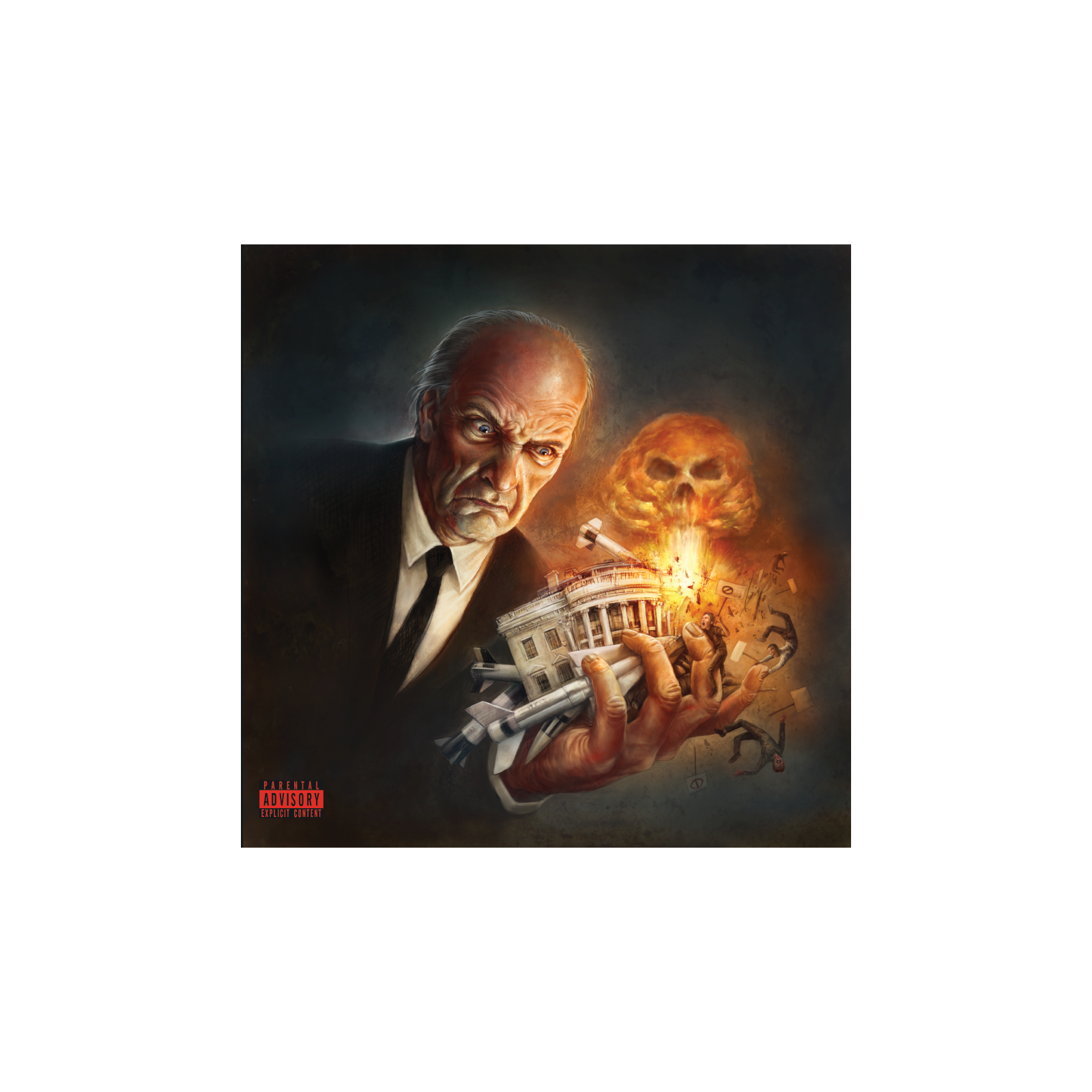 Vinnie Paz - The Pain Collector  - Digital Download