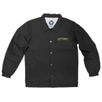 DDLD Shimmer Gold Coaches Jacket