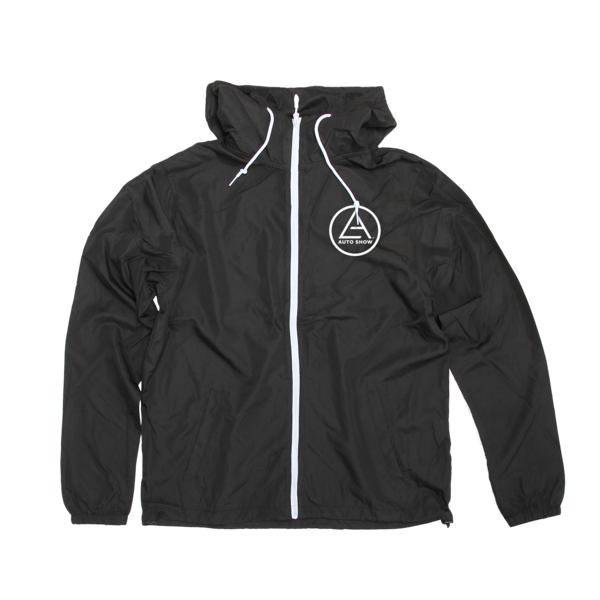 Be Moved Windbreaker