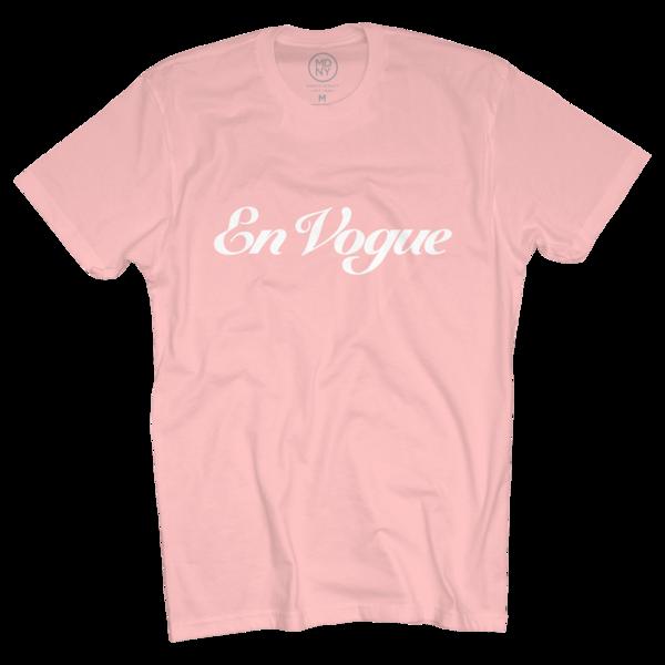 En Vogue Pink T-Shirt