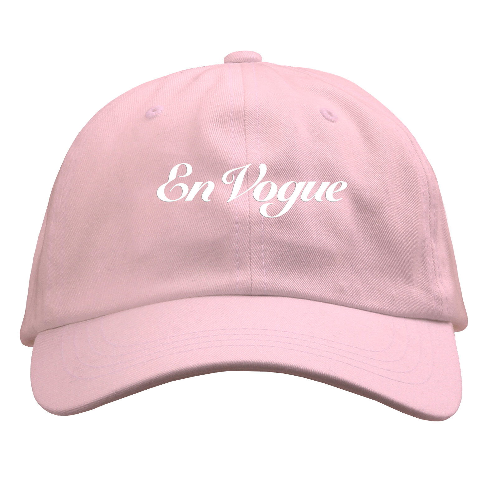 En Vogue Pink Dad Hat