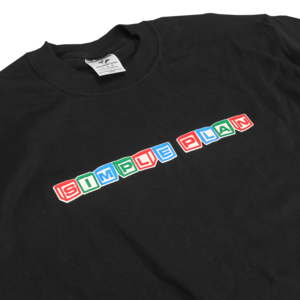 Vintage Simple Plan Building Blocks T-Shirt