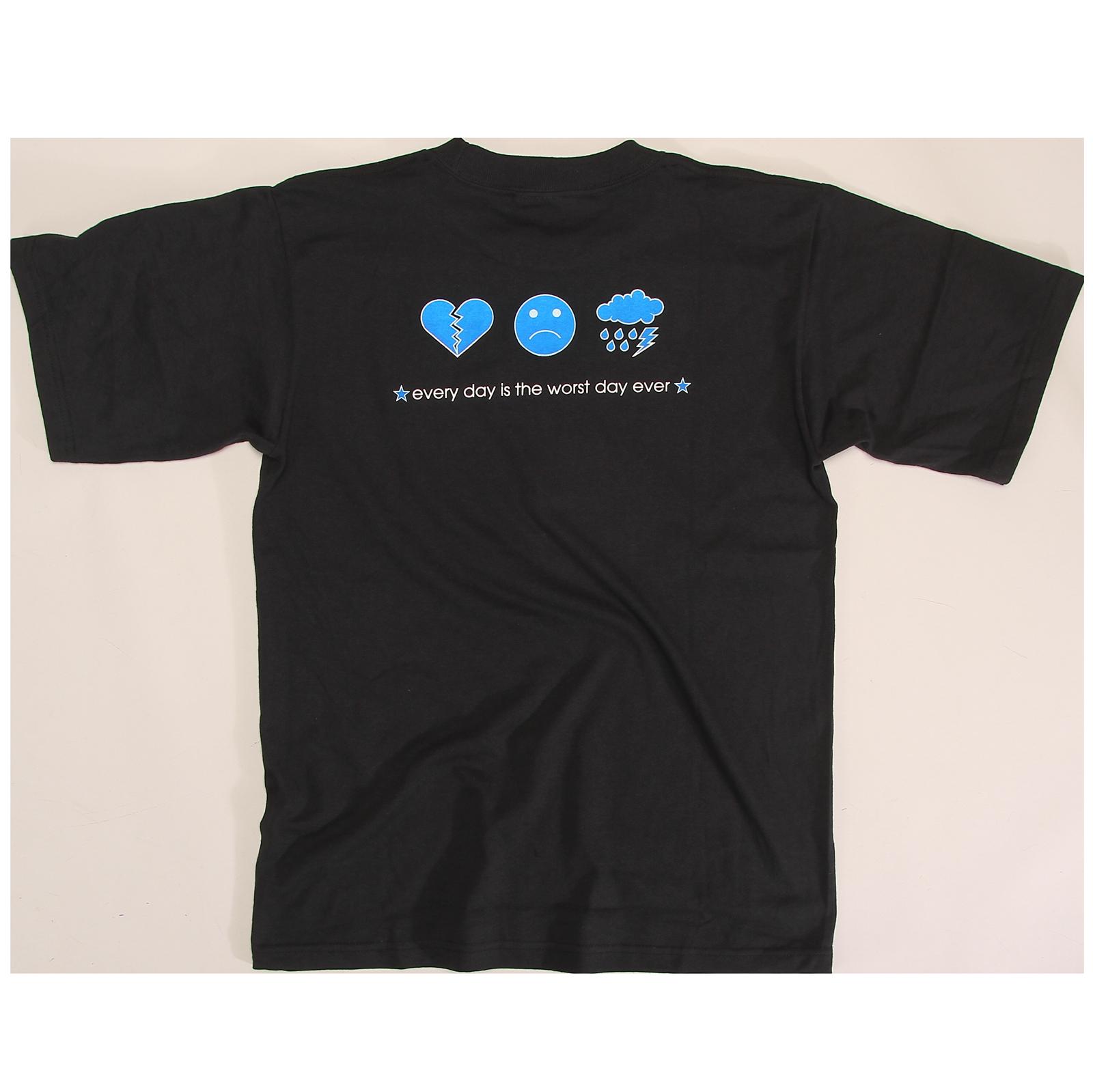 Vintage Sad Face T-Shirt