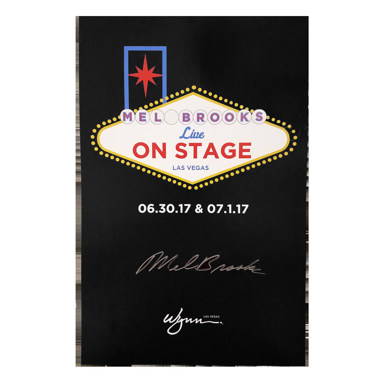 Las Vegas, NV 6.30.17 & 7.1.17 - Poster