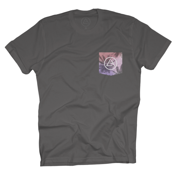 2018 Palm Pocket T-Shirt