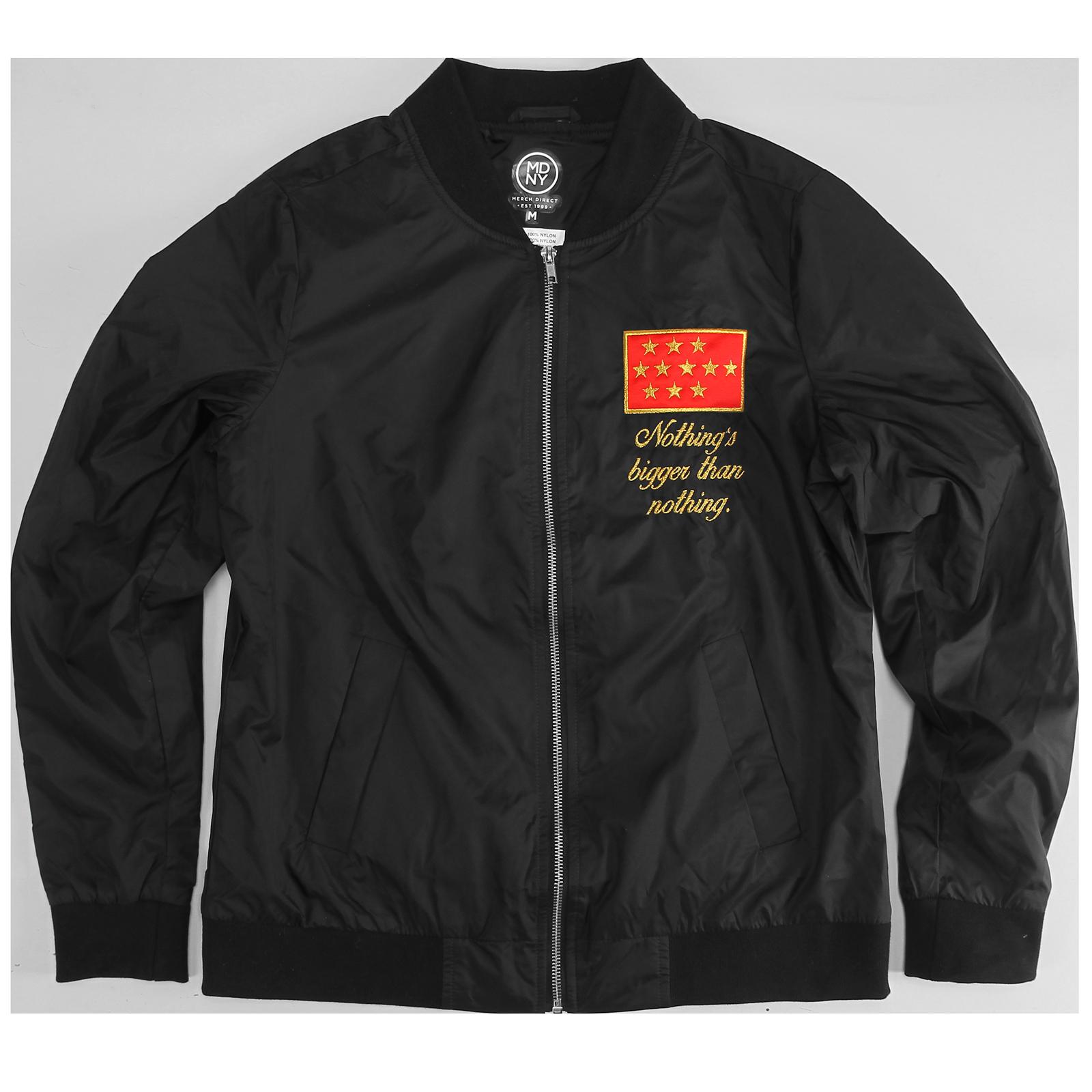 Material Control Women's Lightweight Flight Jacket