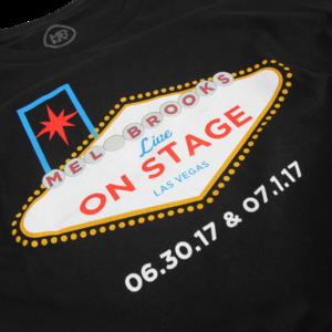Vegas 2017 Show T-Shirt