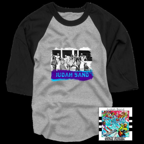 Judah Band Raglan + Gone Fishin' CD