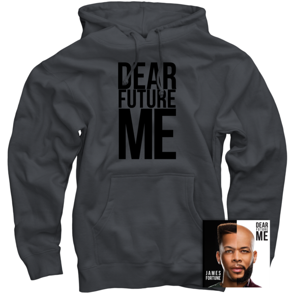 Dear Future Me Charcoal Pullover + CD