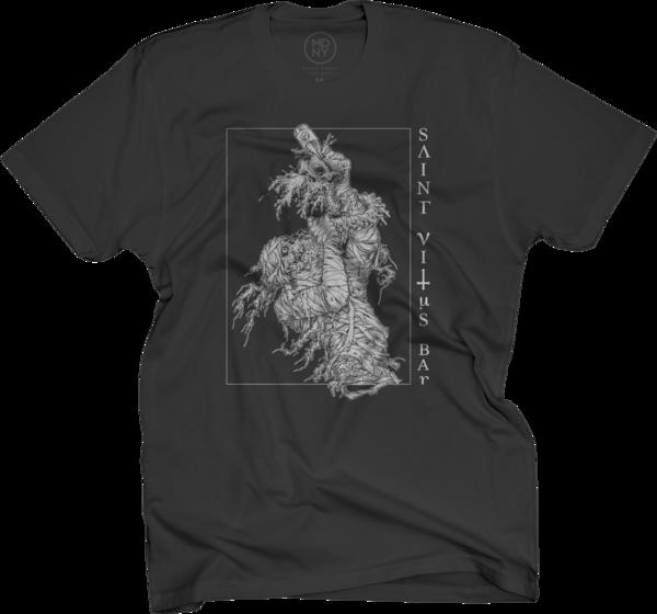 Mummy Black T-Shirt