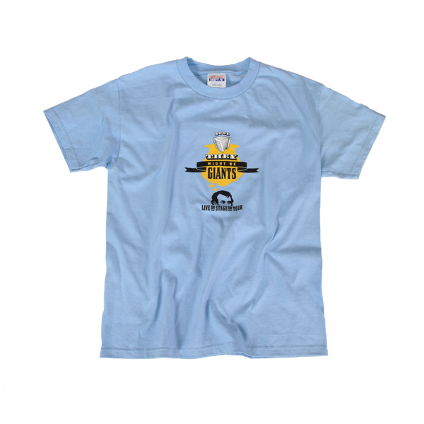 Youth El Presidente shirt On Blue