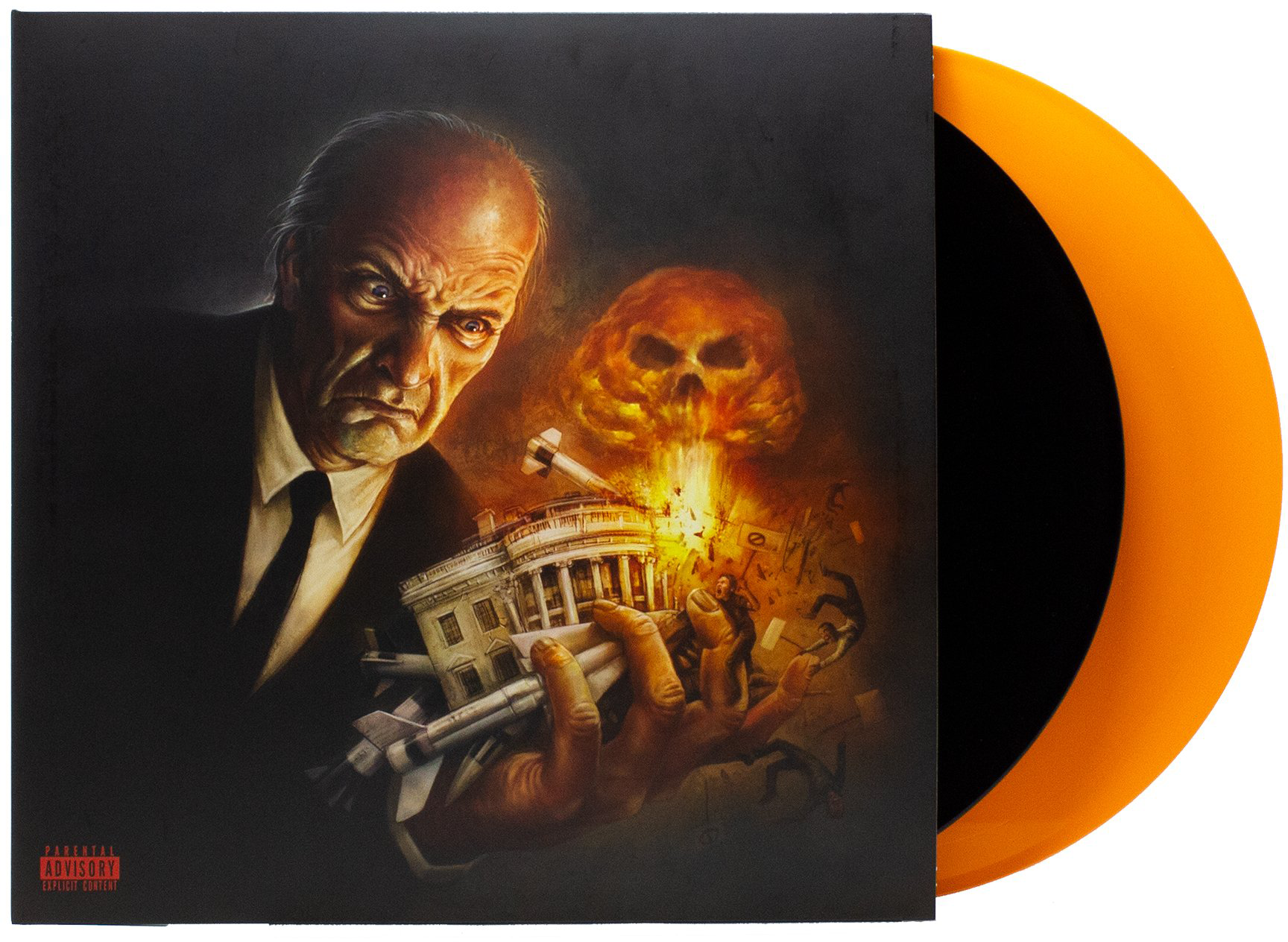 The Pain Collector 2LP
