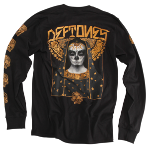 DDLD Metallic Long Sleeve