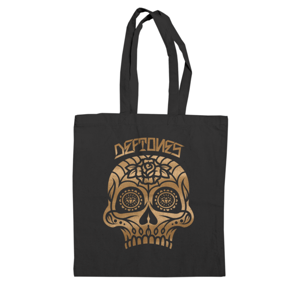 DDLD Black Tote Bag