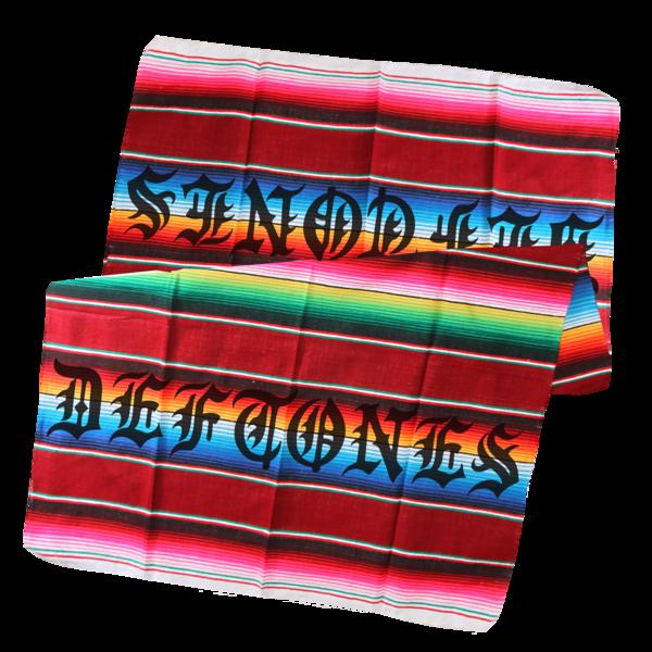DDLD Mexican Blanket