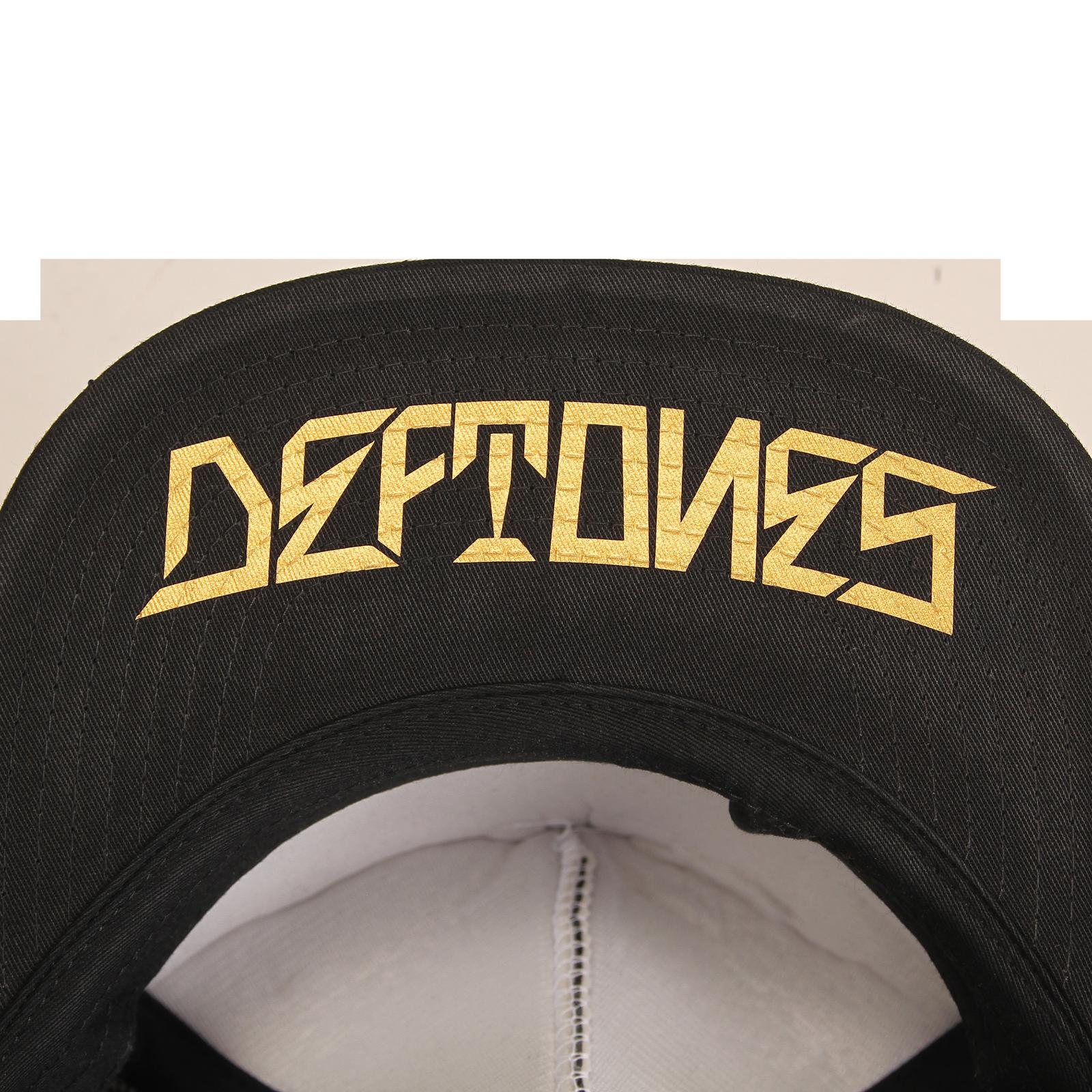 DDLD Shimmer Gold Meshback
