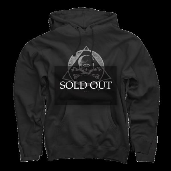 Saint Vitus Black Pullover Sweatshirt
