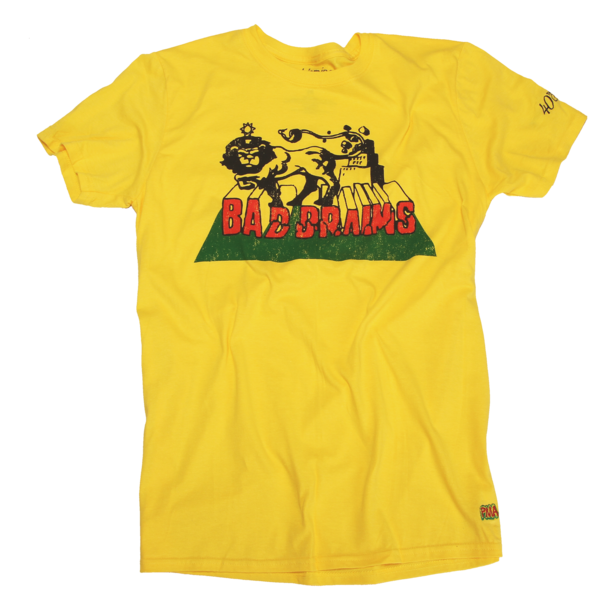 40th Original Lion Yellow T-Shirt
